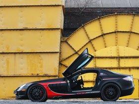 Ver foto 10 de Mercedes Edo SLR McLaren Black Arrow C199 2011