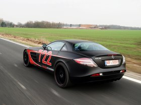 Ver foto 8 de Mercedes Edo SLR McLaren Black Arrow C199 2011