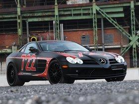 Ver foto 7 de Mercedes Edo SLR McLaren Black Arrow C199 2011