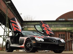 Ver foto 6 de Mercedes Edo SLR McLaren Black Arrow C199 2011