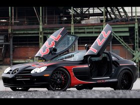 Ver foto 4 de Mercedes Edo SLR McLaren Black Arrow C199 2011