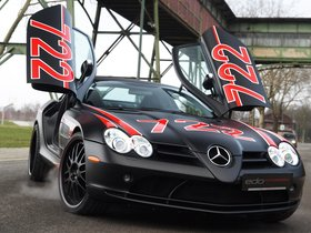 Ver foto 1 de Mercedes Edo SLR McLaren Black Arrow C199 2011