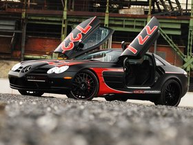 Ver foto 16 de Mercedes Edo SLR McLaren Black Arrow C199 2011