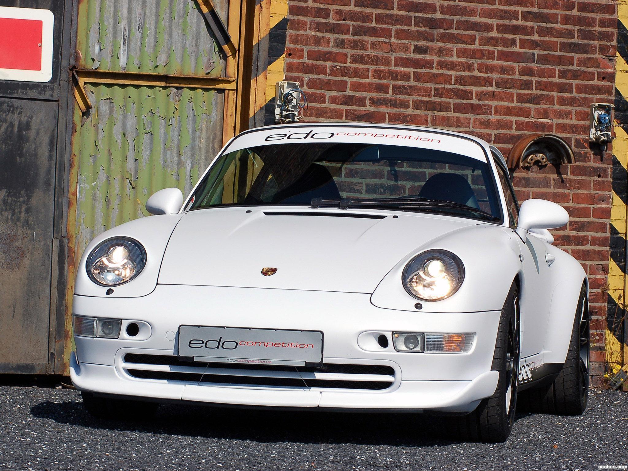 Foto 0 de Porsche Edo 911 Turbo 2012