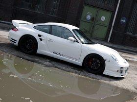 Ver foto 15 de Porsche Edo 911 Turbo 2012