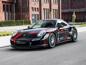 Fotos de Edo Competition Porsche 991 Turbo S 2014