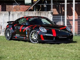 Ver foto 5 de Edo Competition Porsche 991 Turbo S 2014