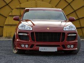 Ver foto 3 de Porsche Edo Cayenne GTS 957 2008