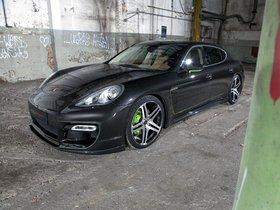 Fotos de Porsche Edo Panamera S Hellboy 970 2011