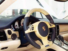 Ver foto 13 de Porsche edo Panamera Turbo 2011