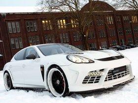 Ver foto 4 de Porsche edo Panamera Turbo 2011