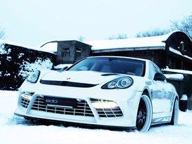 Fotos de Porsche edo Panamera Turbo 2011