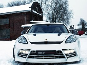 Ver foto 11 de Porsche edo Panamera Turbo 2011