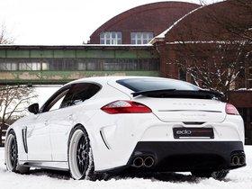 Ver foto 10 de Porsche edo Panamera Turbo 2011