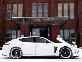 Ver foto 9 de Porsche edo Panamera Turbo 2011