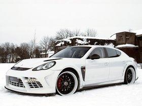 Ver foto 8 de Porsche edo Panamera Turbo 2011
