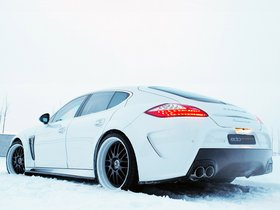Ver foto 5 de Porsche edo Panamera Turbo 2011