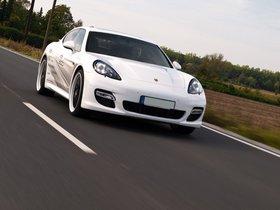 Ver foto 13 de Porsche Edo Panamera Turbo S 2012
