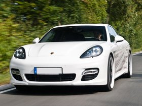 Ver foto 11 de Porsche Edo Panamera Turbo S 2012