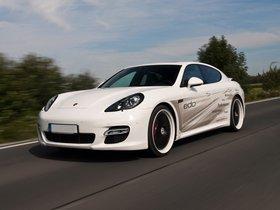 Ver foto 10 de Porsche Edo Panamera Turbo S 2012