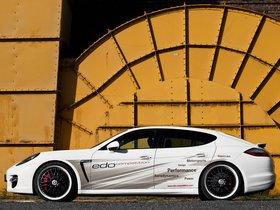 Ver foto 8 de Porsche Edo Panamera Turbo S 2012