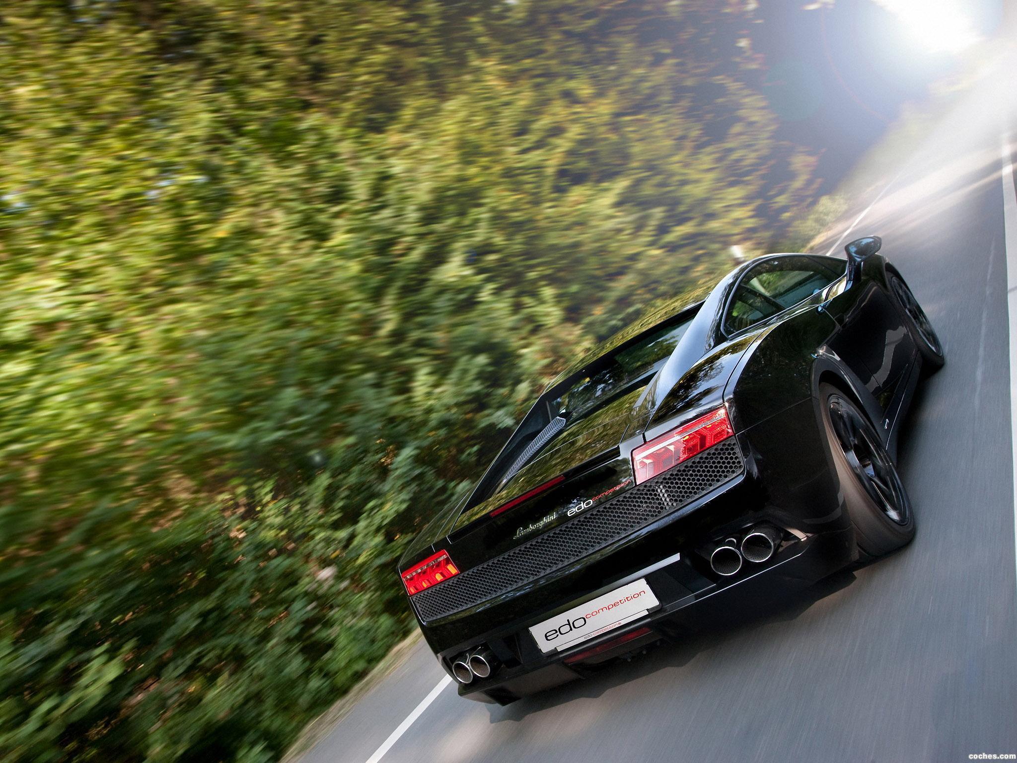 Foto 4 de Lamborghini Gallado LP600-4 Edo Competition 2009