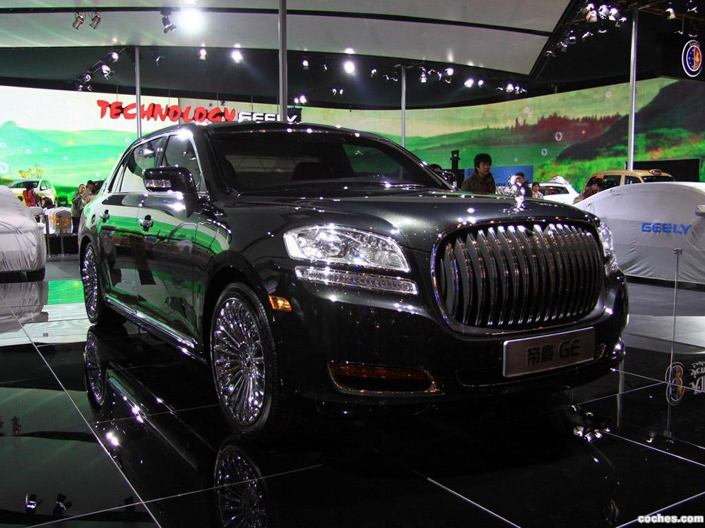 Foto 0 de Emgrand GE Geely Excellence  2010