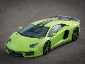 Ver foto 5 de FAB Design Lamborghini Aventador Spidron 2014