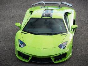 Fotos de FAB Design Lamborghini Aventador Spidron 2014
