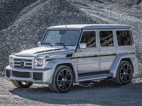 Ver foto 3 de Mercedes Clase G Fab Design 2015