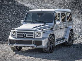 Ver foto 2 de Mercedes Clase G Fab Design 2015