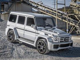 Fotos de Mercedes Clase G Fab Design 2015