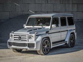 Ver foto 5 de Mercedes Clase G Fab Design 2015