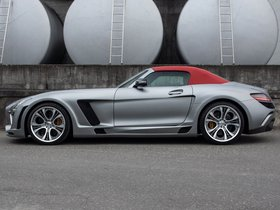Ver foto 8 de FAB Design Mercedes SLS63 AMG Roadster Jetstream R197 2012