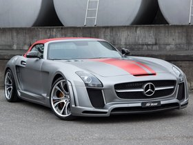 Ver foto 7 de FAB Design Mercedes SLS63 AMG Roadster Jetstream R197 2012