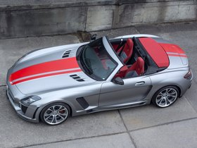 Ver foto 5 de FAB Design Mercedes SLS63 AMG Roadster Jetstream R197 2012