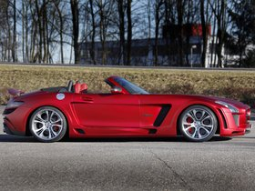 Ver foto 4 de FAB Design Mercedes SLS63 AMG Roadster Jetstream R197 2012