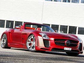 Ver foto 3 de FAB Design Mercedes SLS63 AMG Roadster Jetstream R197 2012