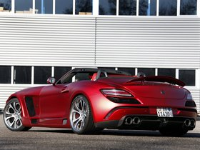 Ver foto 2 de FAB Design Mercedes SLS63 AMG Roadster Jetstream R197 2012