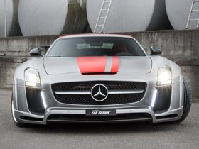 Ver foto 1 de FAB Design Mercedes SLS63 AMG Roadster Jetstream R197 2012