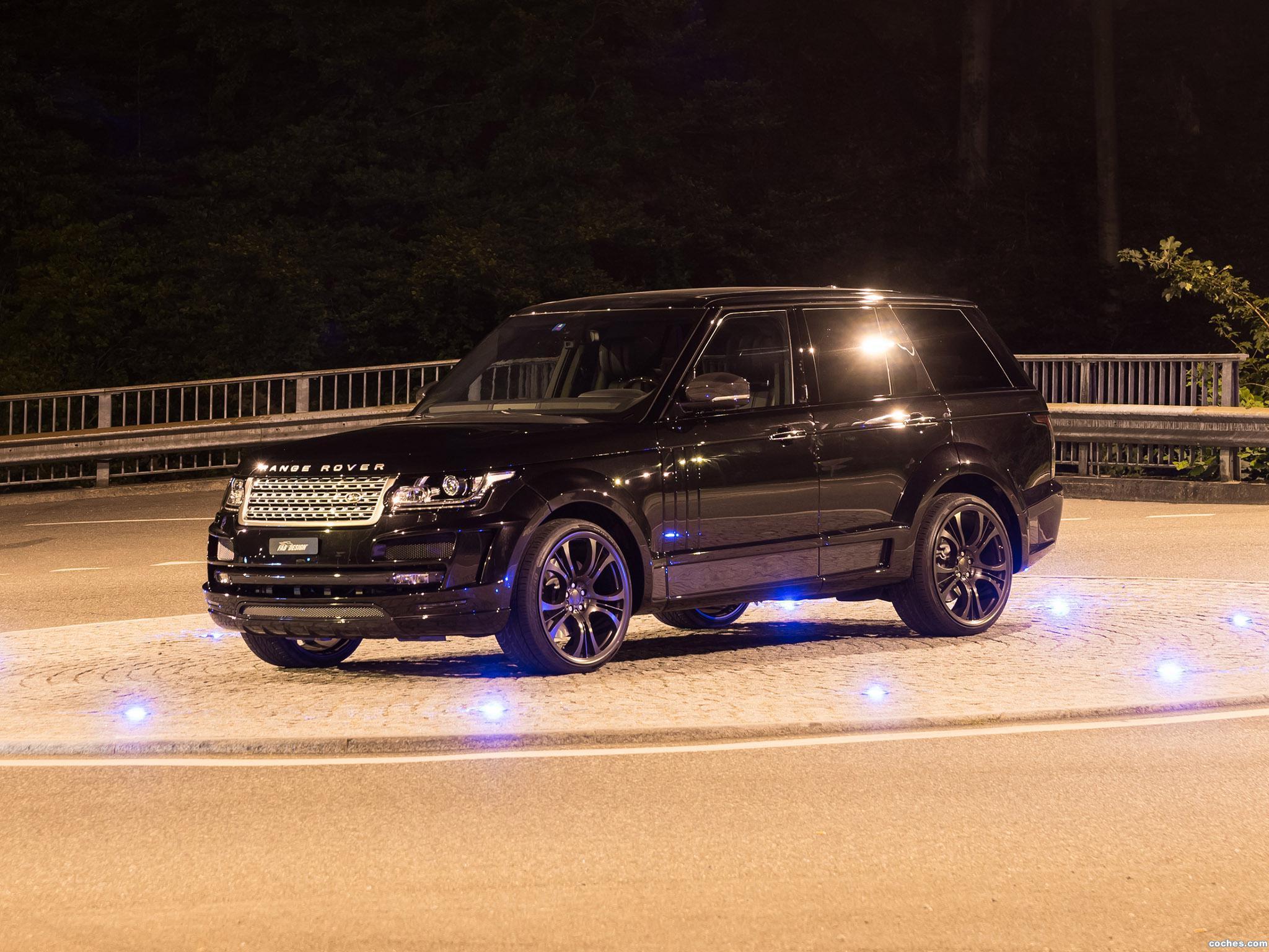 Foto 2 de FAB Design Land Rover Range Rover Noreia L405 2014