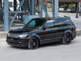 Ver foto 14 de FAB Design Land Rover Range Rover Noreia L405 2014