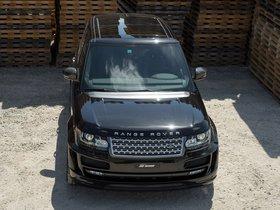 Ver foto 13 de FAB Design Land Rover Range Rover Noreia L405 2014