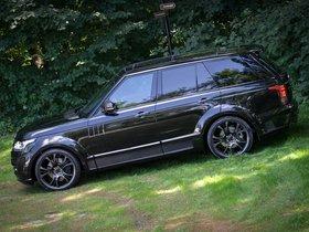 Ver foto 12 de FAB Design Land Rover Range Rover Noreia L405 2014