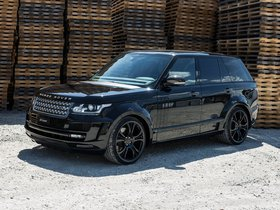 Ver foto 7 de FAB Design Land Rover Range Rover Noreia L405 2014