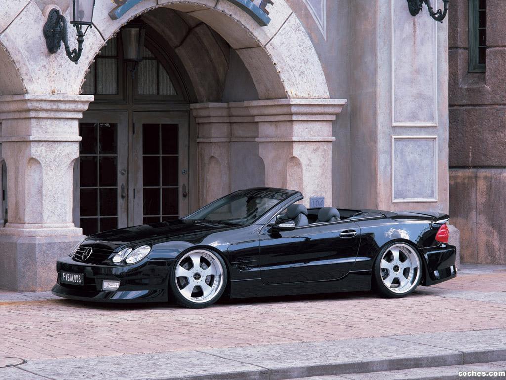 Foto 0 de Fabulous Mercedes Clase SL R230 2010