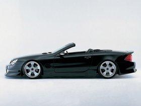 Ver foto 5 de Fabulous Mercedes Clase SL R230 2010