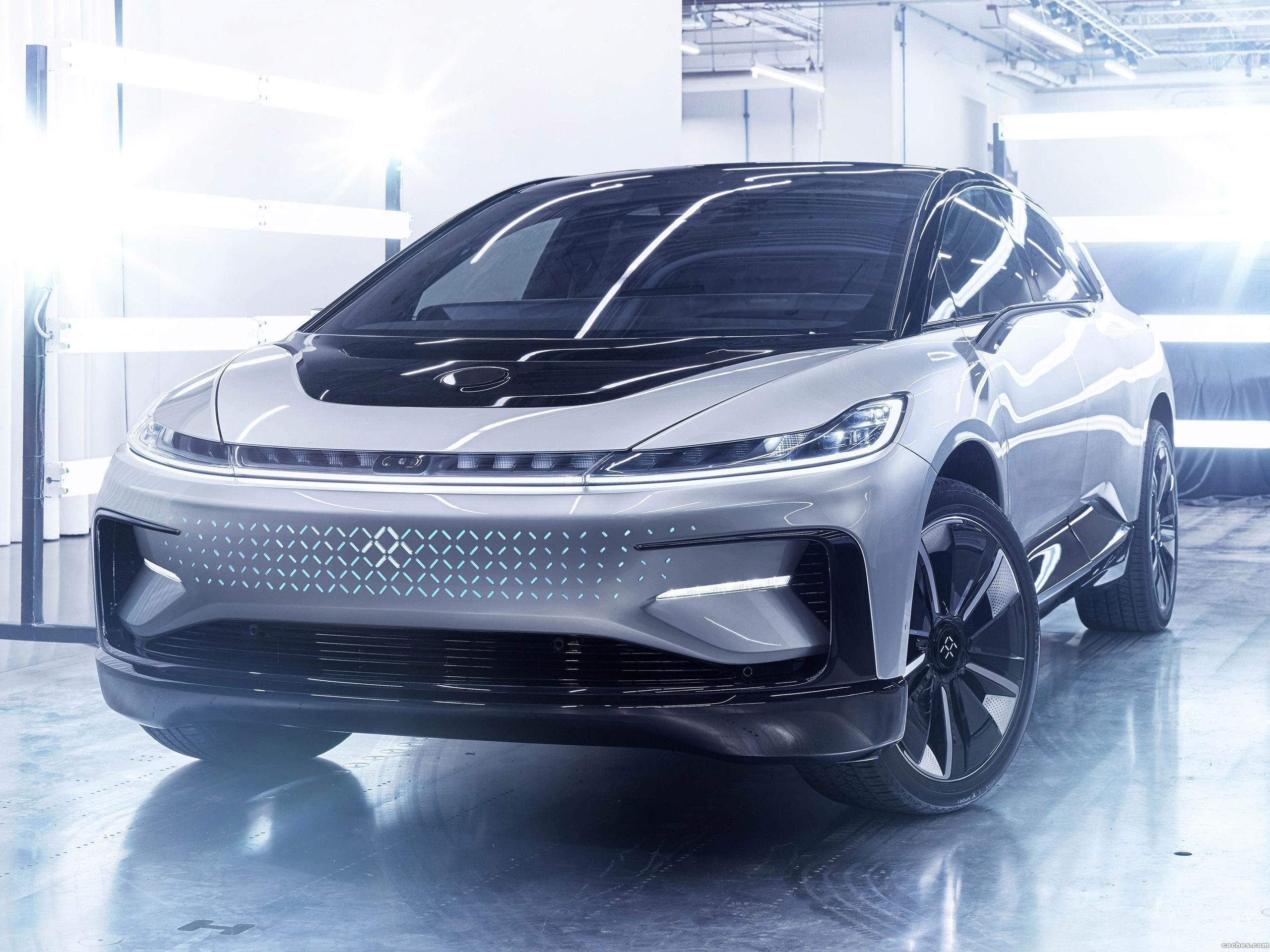 Foto 0 de Faraday Future FF-91 2017
