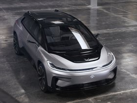 Ver foto 9 de Faraday Future FF-91 2017