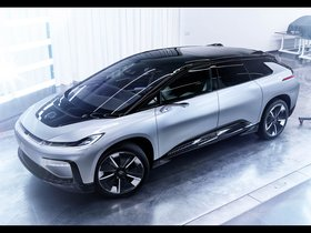 Ver foto 2 de Faraday Future FF-91 2017